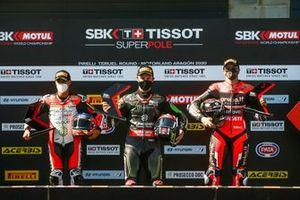 Michael Ruben Rinaldi, Team Goeleven, Jonathan Rea, Kawasaki Racing Team, Scott Redding, Aruba.it Racing Ducati