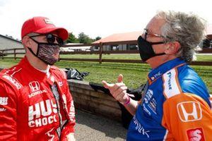 Marcus Ericsson, Chip Ganassi Racing Honda, Michael Cannon