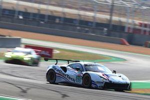 #63 Weathertech Racing Ferrari 488 GTE EVO: Cooper Macneil, Toni Vilander, Jeffrey Segal
