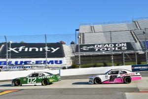 Brett Moffitt, Our Motorsports, Chevrolet Camaro Destiny Homes, J.J. Yeley, Rick Ware Racing, Ford Mustang