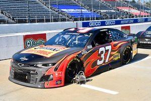 Ryan Preece, JTG Daugherty Racing, Chevrolet Camaro Louisiana Hot Sauce