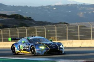 #23 Heart Of Racing Team Aston Martin Vantage GT3, GTD: Roman De Angelis, Ian James