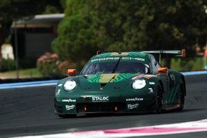 #93 Proton Competition Porsche 911 RSR: Michael Fassbender, Felipe Fernandez Laser, Richard Lietz