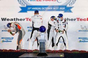 1. LMP2: #8 Tower Motorsport by Starworks ORECA LMP2 07, LMP2: John Farano, Mikkel Jensen, Job van Uitert