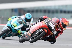 Jeremy Alcoba, Team Gresini Moto3, Xavier Artigas, Leopard Racing