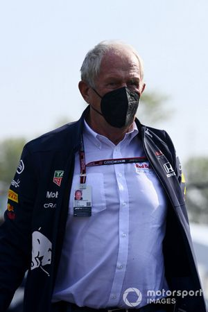 Helmut Marko, consultant pour Red Bull Racing