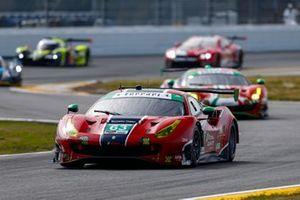 #63 Scuderia Corsa Ferrari 488 GT3, GTD: Ryan Briscoe, Marcos Gomes, Ed Jones, Bret Curtis