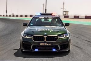BMW M5 CS Safety Car