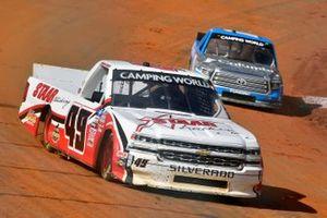 Andrew Gordon, CMI Motorsports, Chevrolet Silverado CMI Insulation