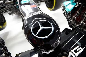Mercedes AMG F1 W12 front nose