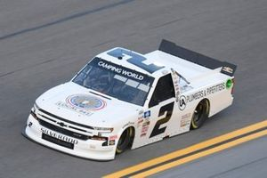 Kris Wright, Young's Motorsports, Chevrolet Silverado First National Bank