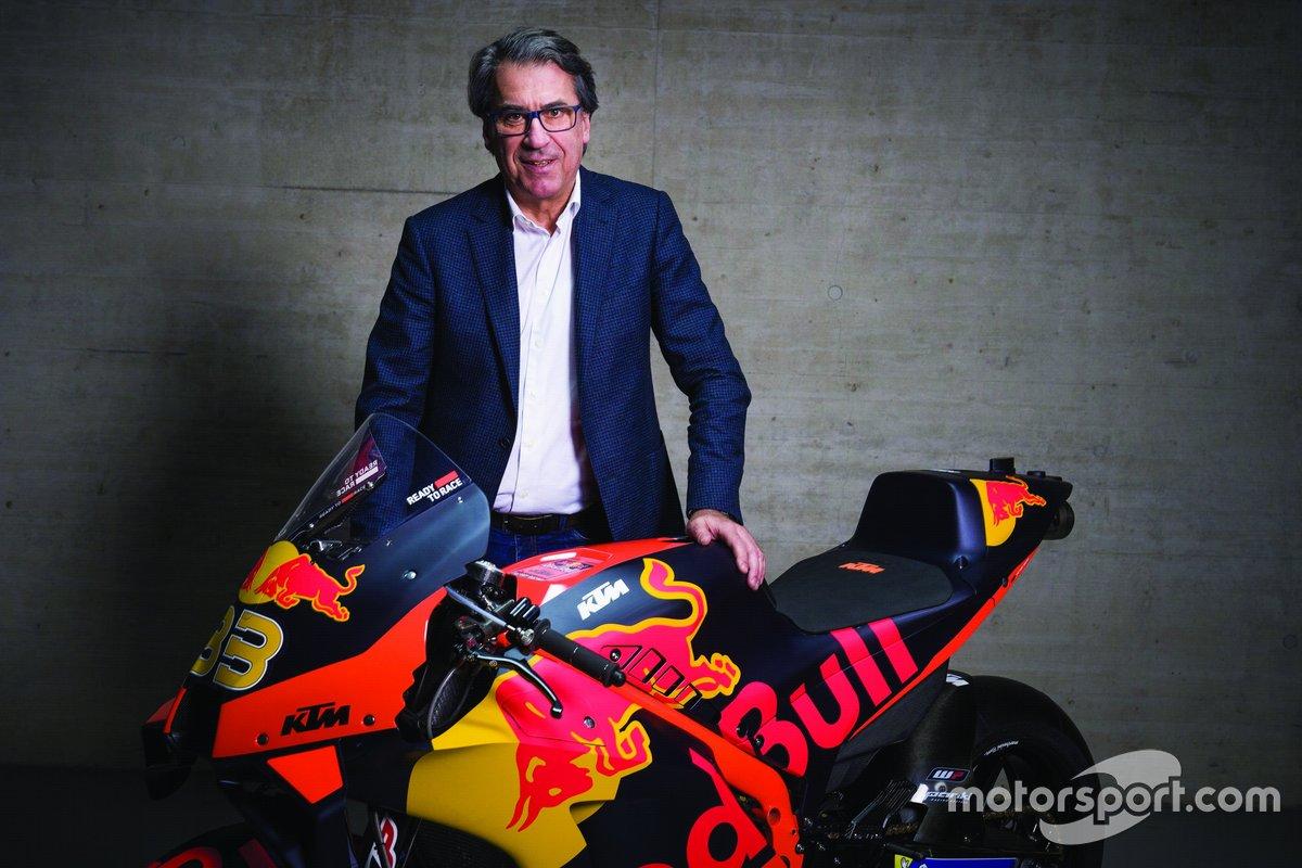 Stefan Pierer, Red Bull KTM Factory Racing