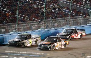 Jordan Anderson, Jordan Anderson Racing, Chevrolet Silverado Bommarito.com, Chandler Smith, Kyle Busch Motorsports, Toyota Tundra JBL, Dylan Lupton, DGR-Crosley, Ford F-150 Crosley