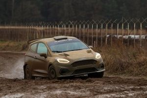 Ken Torn, Ford Fiesta Rally3