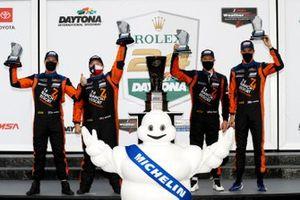 Race Winner #74 Riley Motorsports Ligier JS P320, LMP3: Gar Robinson, Scott Andrews, Oliver Askew, Spencer Pigot