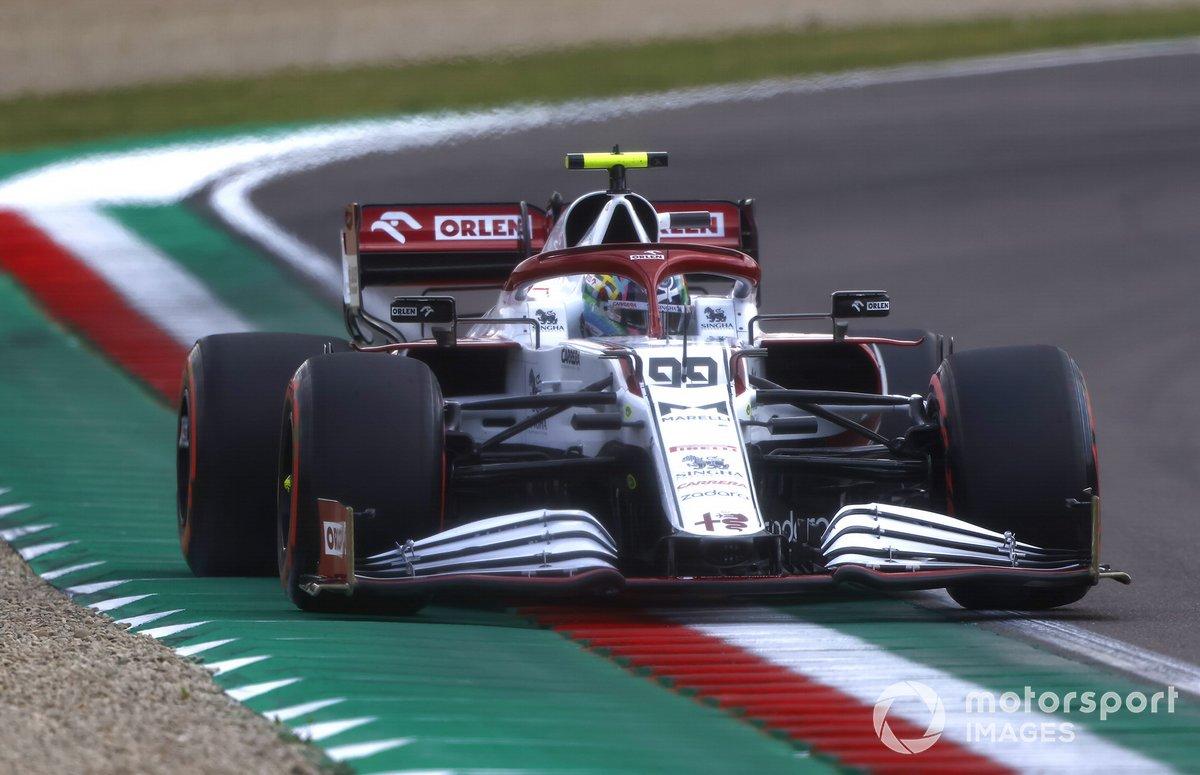 Antonio Giovinazzi, Alfa Romeo Racing: 6 puan