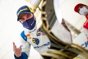 Ricardo Maurício comemora título da Stock Car