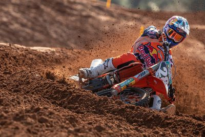 Pemotretan Red Bull KTM Factory Racing