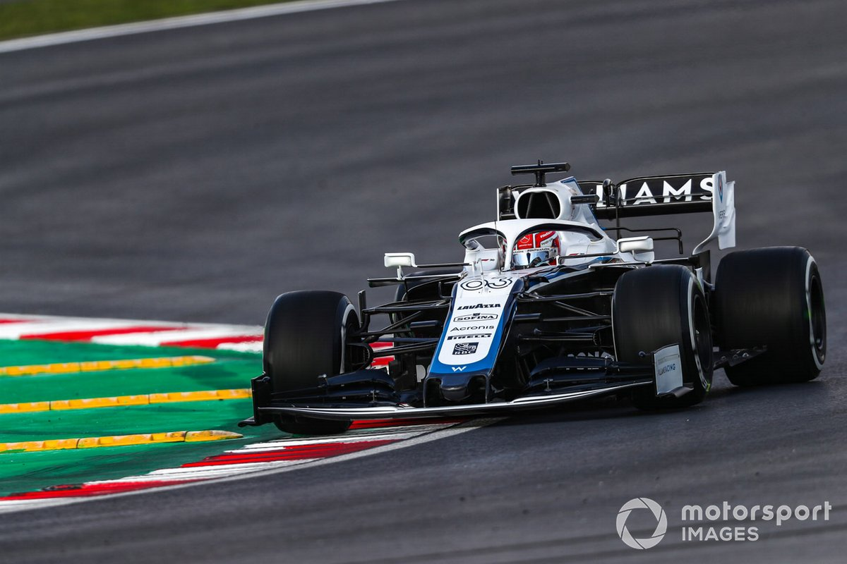 George Russell, Williams FW43