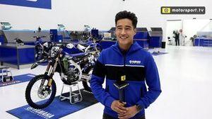 Glenn Coldenhoff, Yamaha, interview