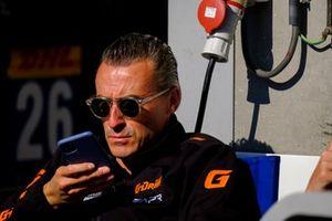 #26 G-Drive Racing Raf Aurus 01 - Gibson: Roman Rusinov