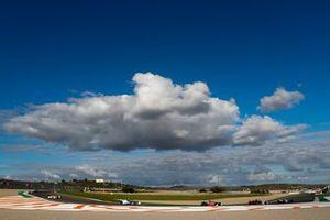 Lucas Di Grassi, Audi Sport ABT Schaeffler, Audi e-tron FE07, Maximilian Gunther, BMW I Andretti Motorsports, BMW iFE.21