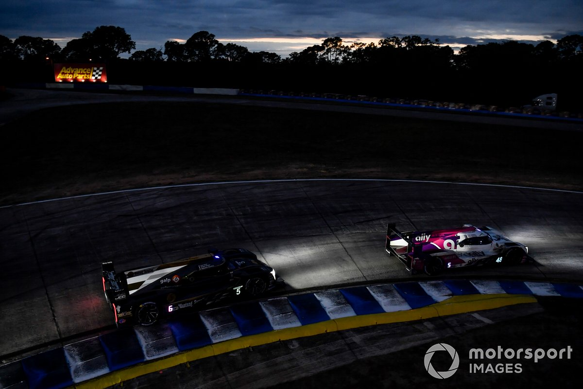 #48 Action Express Racing Cadillac DPi: Jimmie Johnson, Kamui Kobayashi, Simon Pagenaud