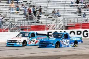 Ryan Truex, Niece Motorsports, Chevrolet Silverado, Chase Purdy, GMS Racing, Chevrolet Silverado BamaBuggies.com