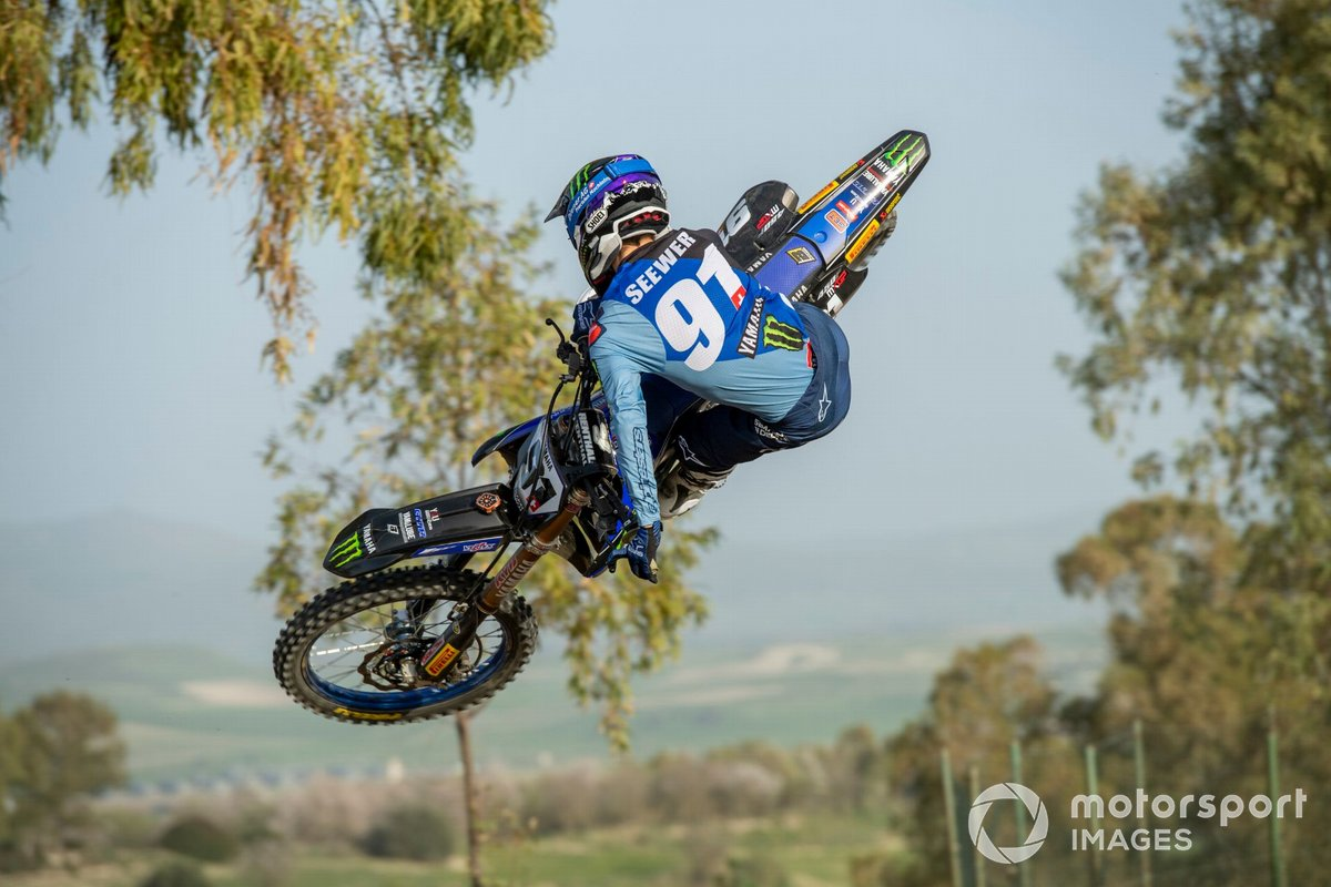 Jeremy Seewer, Monster Energy Yamaha Factory Racing