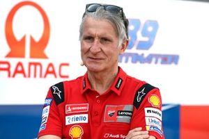 Paolo Paolo Ciabatti, Ducati Corse Sporting Director
