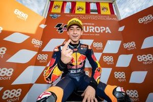 Red Bull Rookies Cup Champion Pedro Acosta