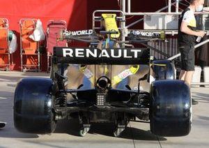 Detalle trasero del Renault F1 Team R.S.20