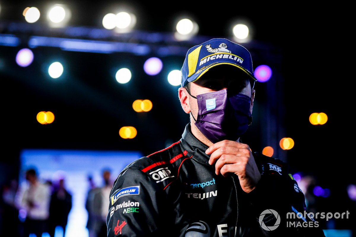 Robin Frijns, Envision Virgin Racing en Parc Ferme