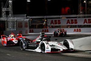 Andre Lotterer, Tag Heuer Porsche, Porsche 99X Electric, Alexander Sims, Mahindra Racing, M7Electro