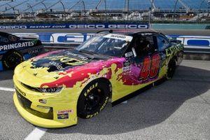 Jade Buford, Big Machine Racing, Chevrolet Camaro Big Machine Vodka - Spiked Coolers