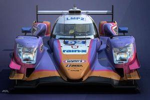 Livrea PR1/Mathiasen Motorsports per Daytona
