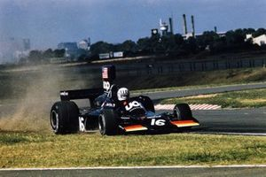 Ausritt: Tom Pryce, Shadow DN5