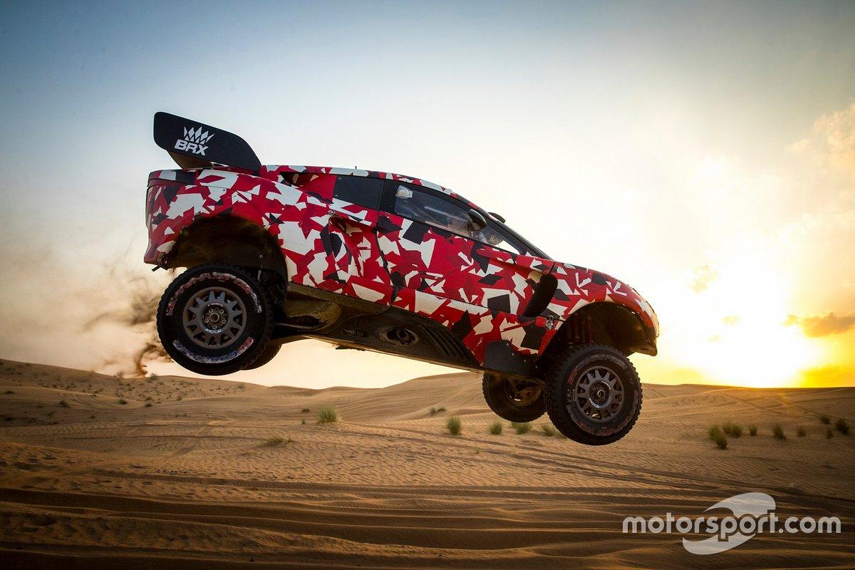 Bahrain Raid Xtreme BRX T1
