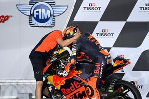 Polesitter Jaume Masia, Red Bull KTM Ajo