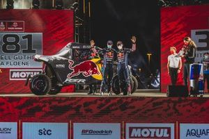 #381 Red Bull Off-Road Team USA OT3: Mitchell Guthrie, Ola Floene