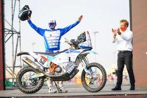 #58 FN Speed - Team Monforte Rally: Sanchez Eduardo Iglesias