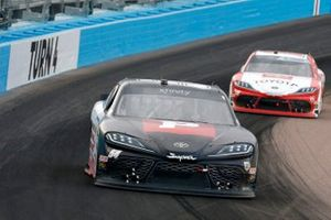 Ty Gibbs, Joe Gibbs Racing, Toyota Supra PristineAuction.com, Brandon Jones, Joe Gibbs Racing, Toyota Supra Toyota