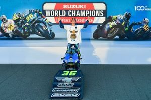 World Champion 2020: Joan Mir, Team Suzuki MotoGP