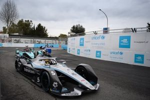 Stoffel Vandoorne, Mercedes Benz EQ, EQ Silver Arrow 02, Mitch Evans, Jaguar Racing, Jaguar I-Type 5