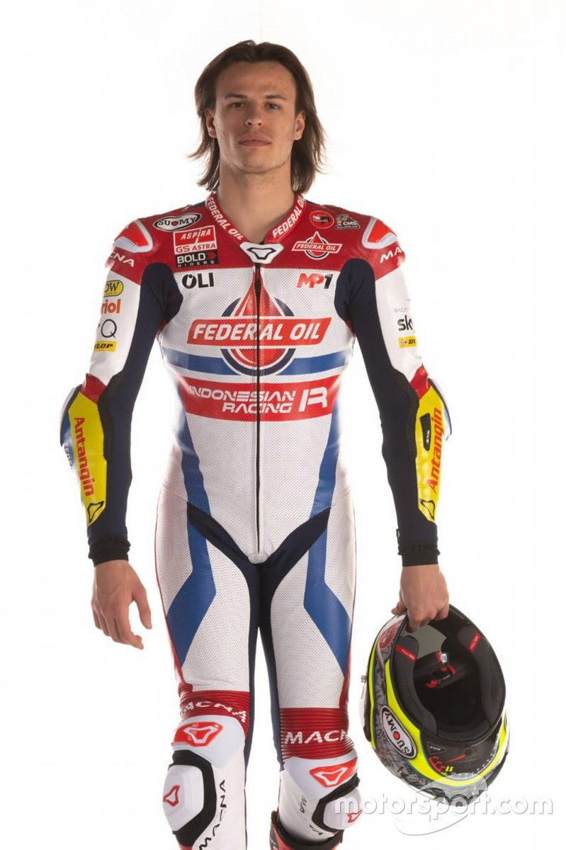Nicolò Bulega, Gresini Racing