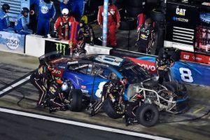 Tyler Reddick, Richard Childress Racing, Chevrolet Camaro Lenovo