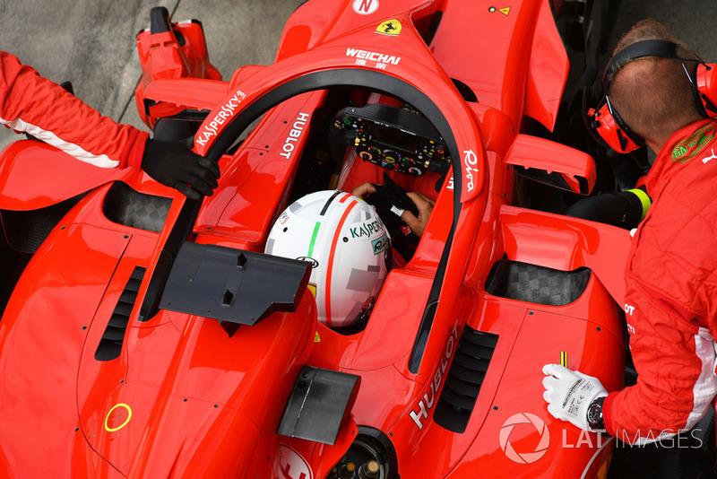 Italie - Sebastian Vettel