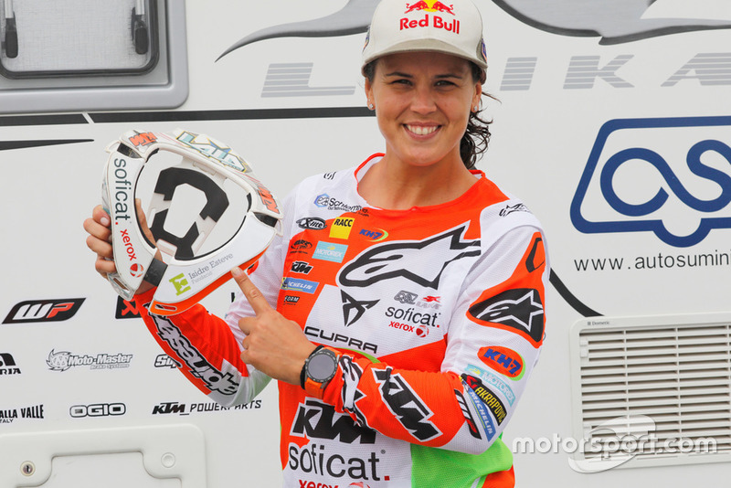 Laia Sanz, KTM Factory Racing