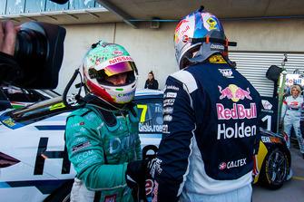 Обладатель третьего места Майкл Карузо, Nissan Motorsport