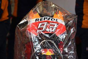 La moto de Marc Marquez, Repsol Honda Team